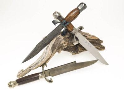 3 modelli di coltelli Bowie
