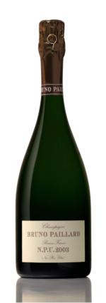 Bottiglia di Bruno Paillard, Cuvée N.P.U. 2003