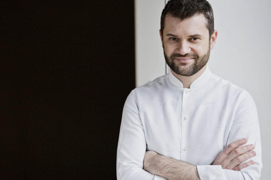 Chef Enrico Bartolini