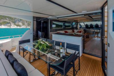 Esterno F93 - Filippetti Yacht