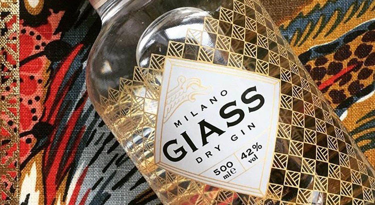 Giass Dry Gin Milano