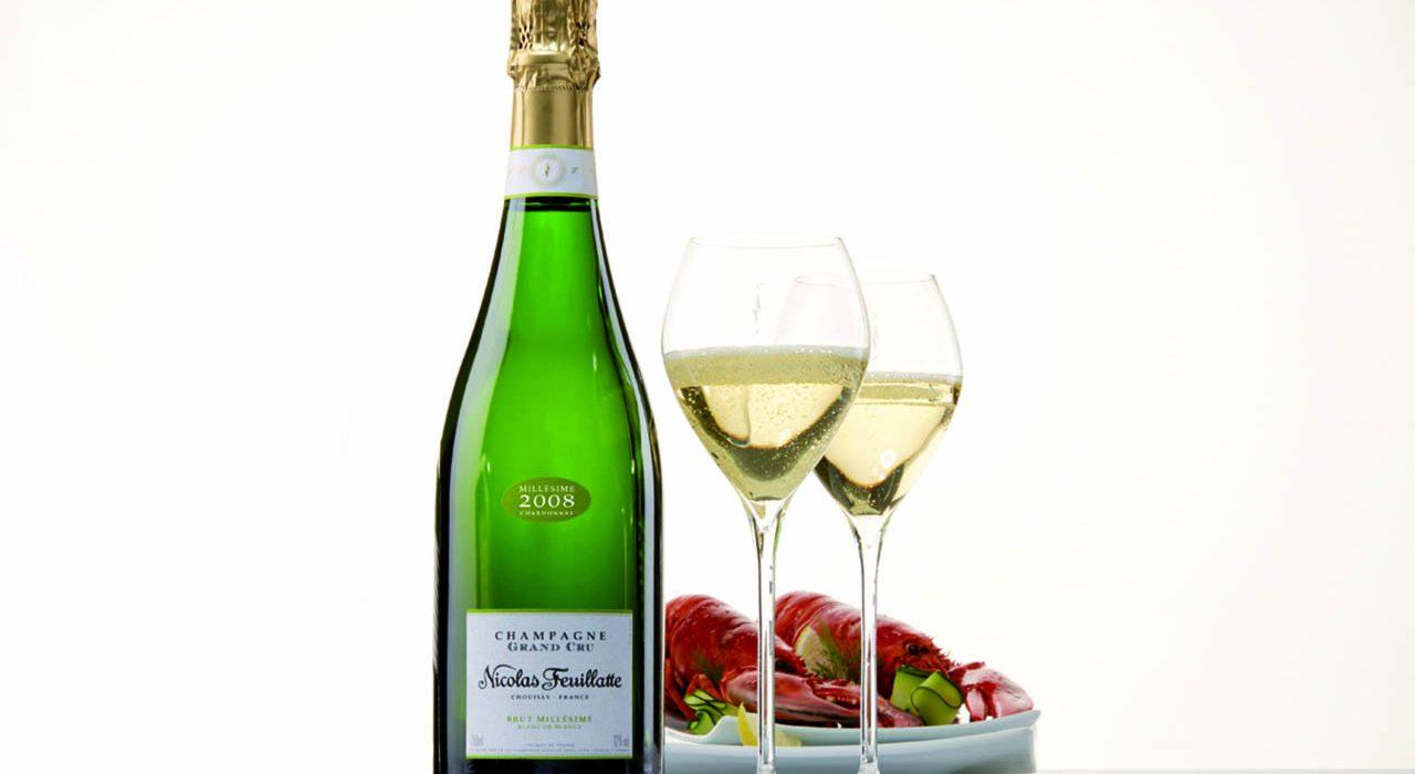 Grand Cru Chardonnay ambiance 2008 di Nicolas Feuillatte