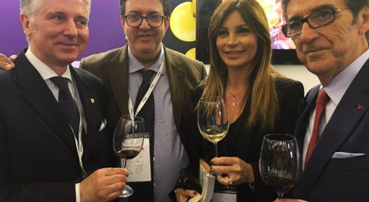 Irpinia, cantina Donnachiara ed enologo Riccardo Cotarella