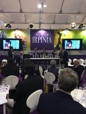 Irpinia, cantina Donnachiara e l'enologo Riccardo-Cotarella al Vinitaly
