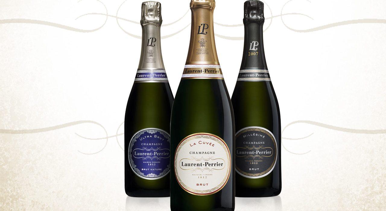 Laurent-Perrier, nuove etichette