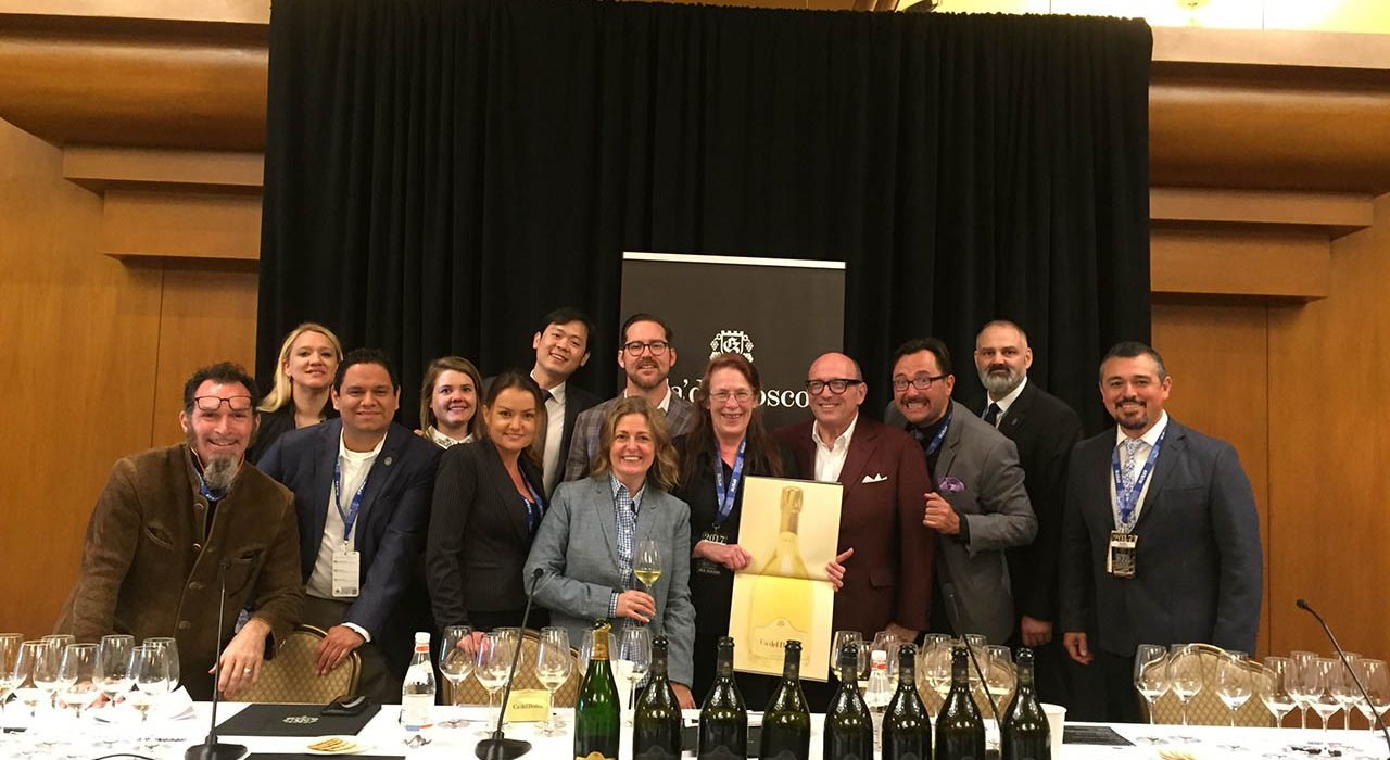 Ca' del Bosco, Pebble Beach Food&Wine Festival, foto di gruppo