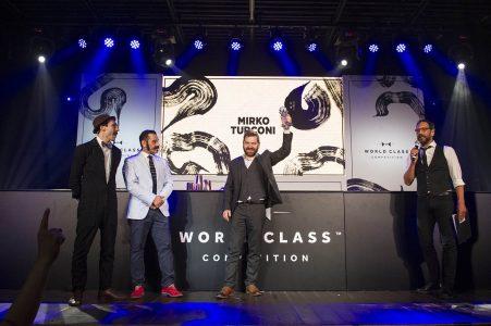 Diageo Reserve World Class, premiazione Mirko Turconi