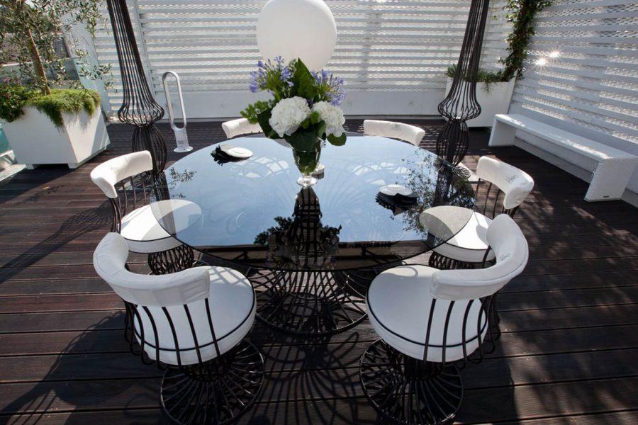 Hotel Magna Pars Suites Milano, Roof Deck