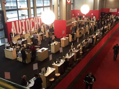 International Wine Traders, fiera