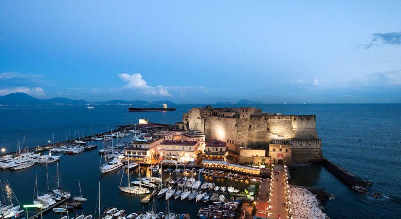 Vitignoitalia, Napoli, Castel dell'Ovo