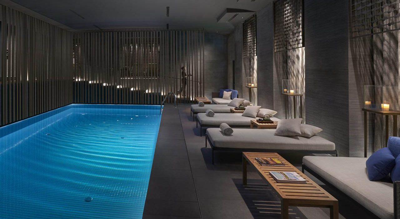 Mandarin Oriental, Milan, Luxury Spa