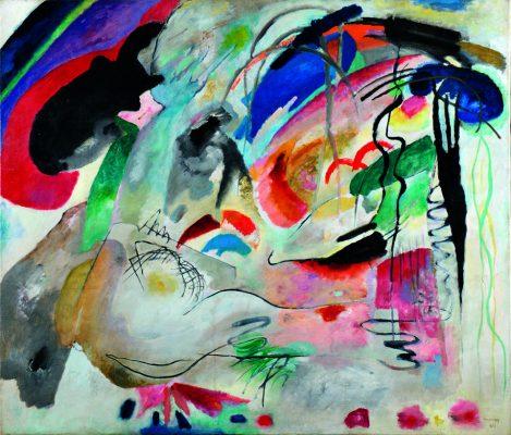 Kandinskij, Improvvisazione34