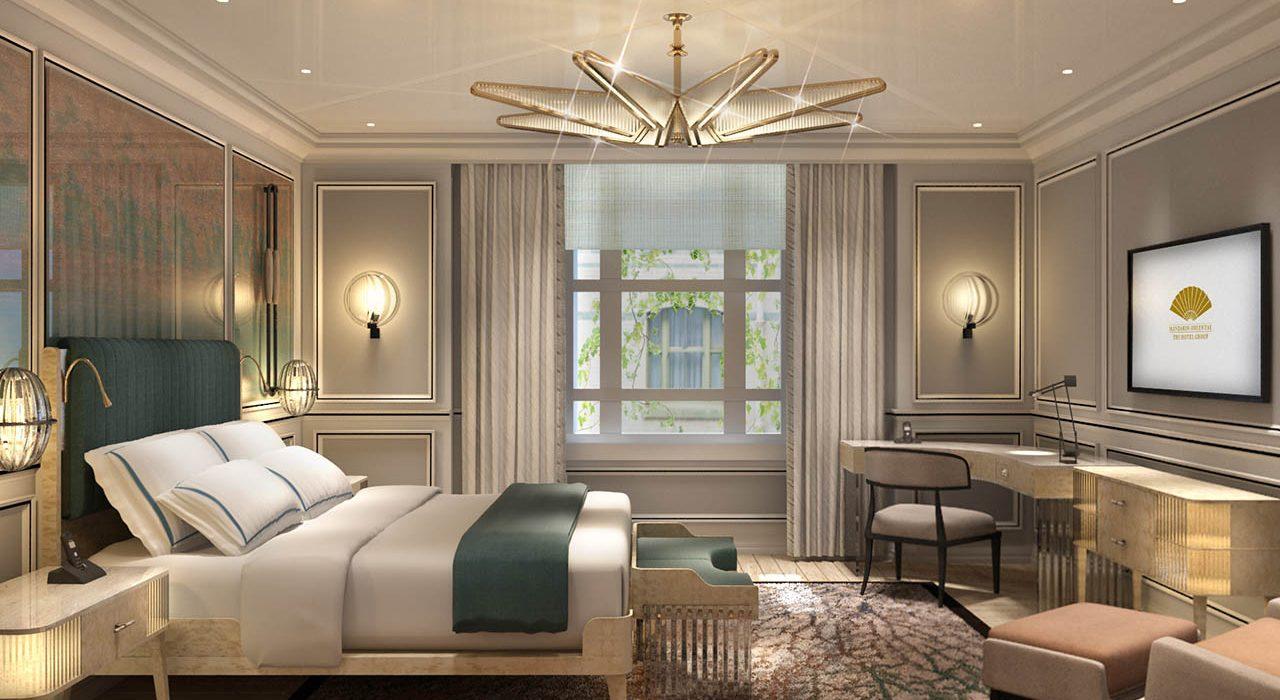 Mandarin Oriental London, Room