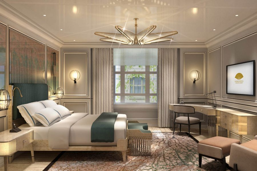 Mandarin Oriental London, Room