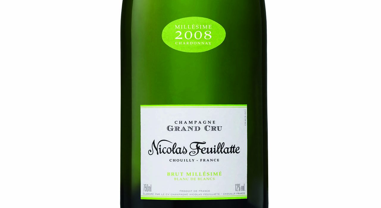 Nicolas Feuillatte, Chardonnay 2008
