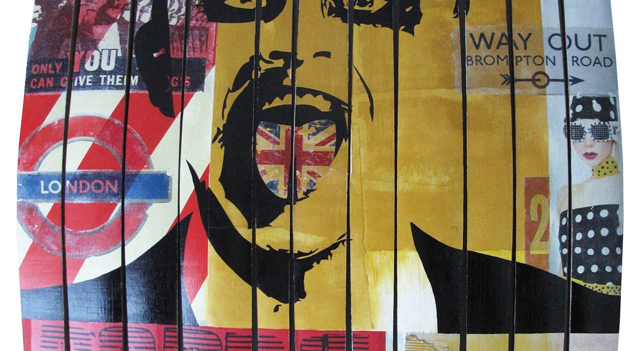 Robbie Williams, Deconstruction, Tenuta del Buonamico