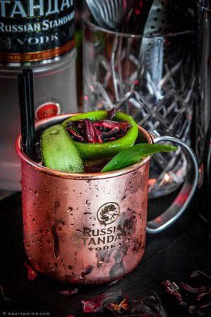 Russian Standard Flair Competition, Cocktail