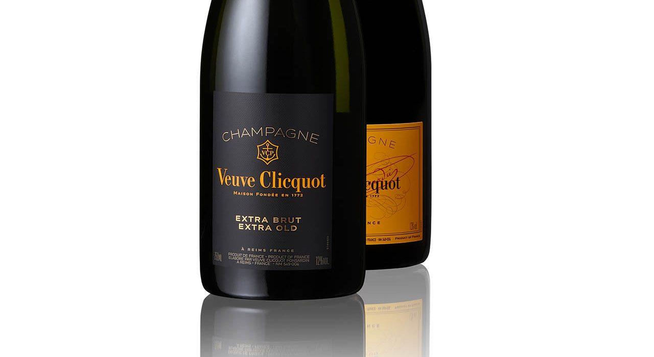 Veuve Clicquot, Extra Brut Extra Old, bottiglia