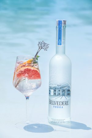 Belvedere, cocktail arancia