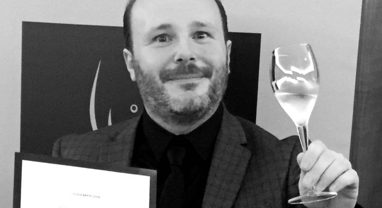 Pietro Palma, ambasciatore champagne