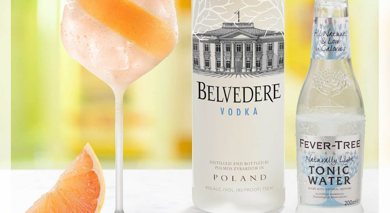 Belvedere & Fever Tree