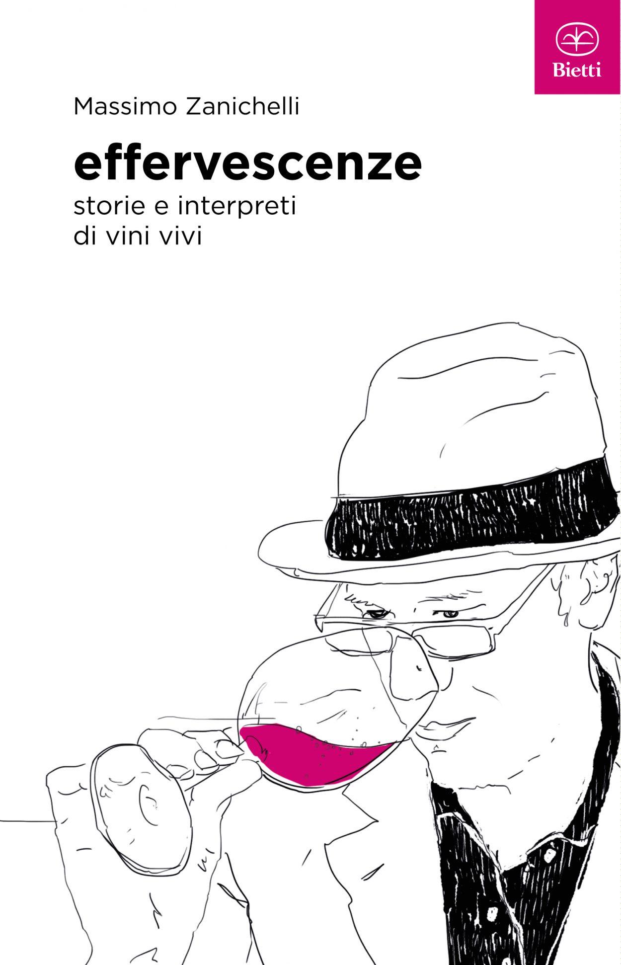Effervescenze, copertina libro