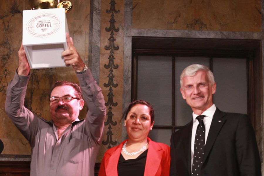 Ernesto Illy International Coffee Award Gala