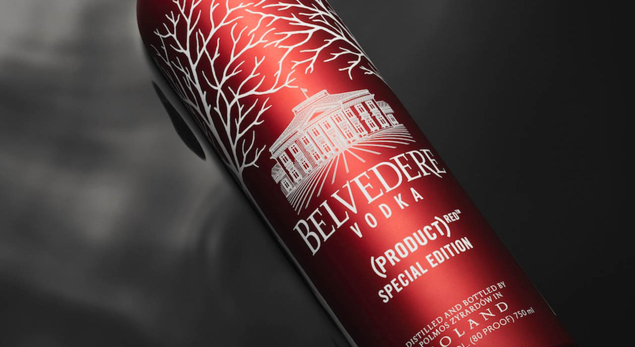 Belvedere Red