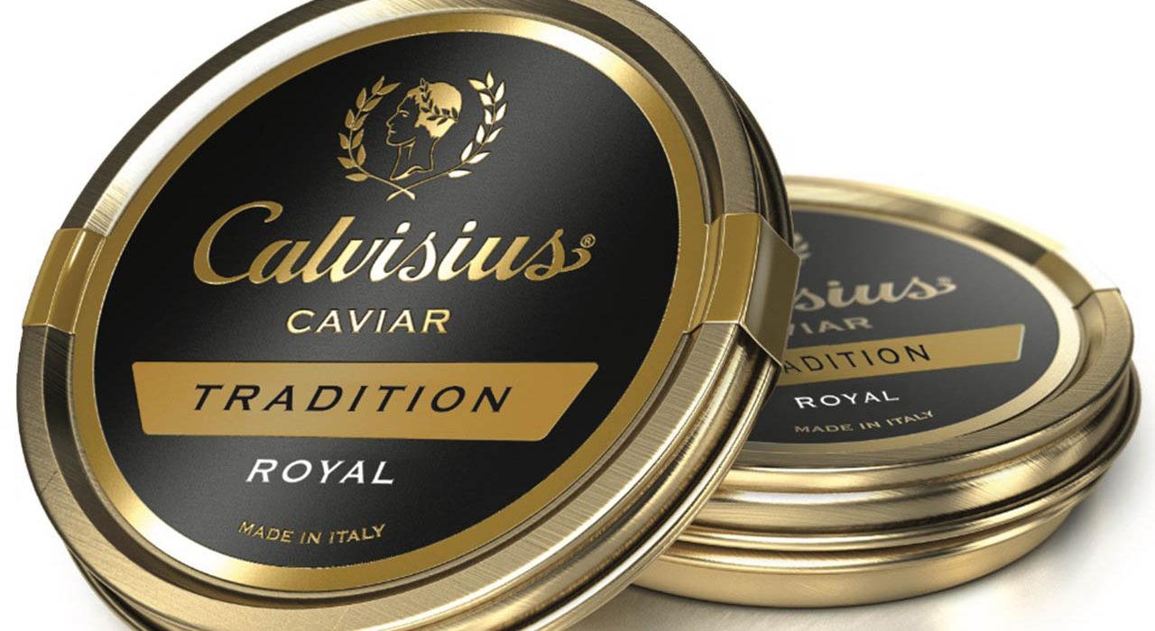 Calvisius-caviale