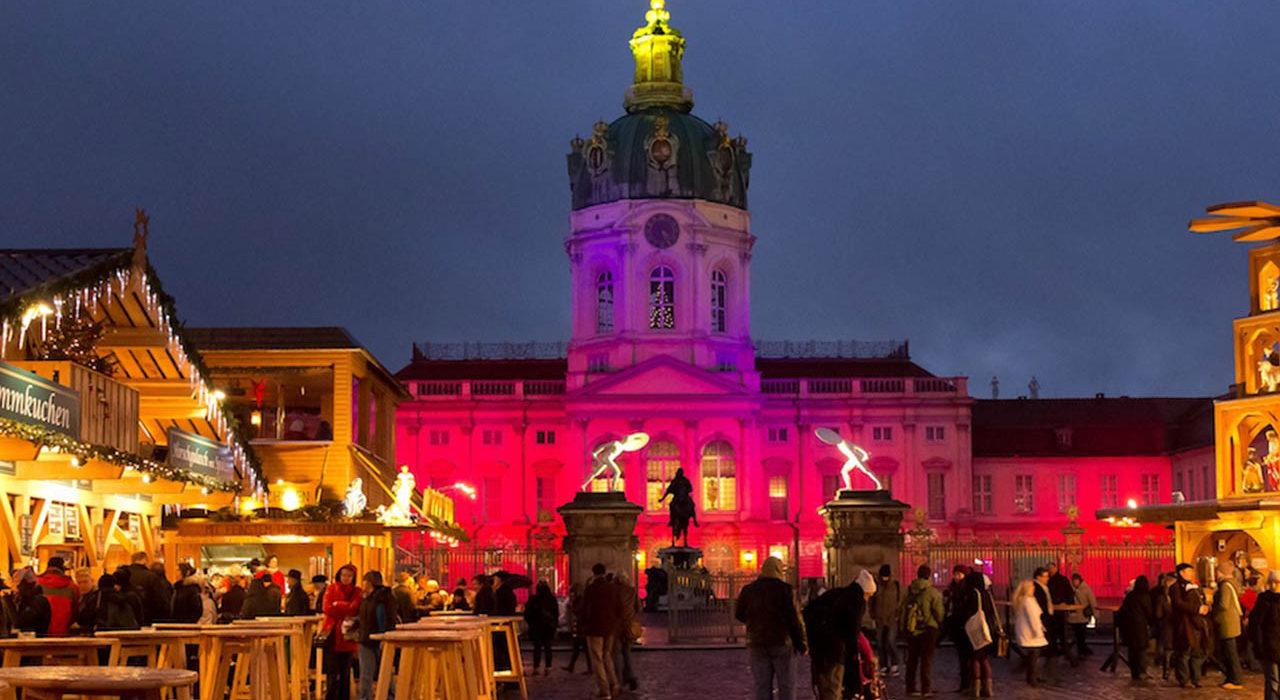 Farbiges Schloß Berlin