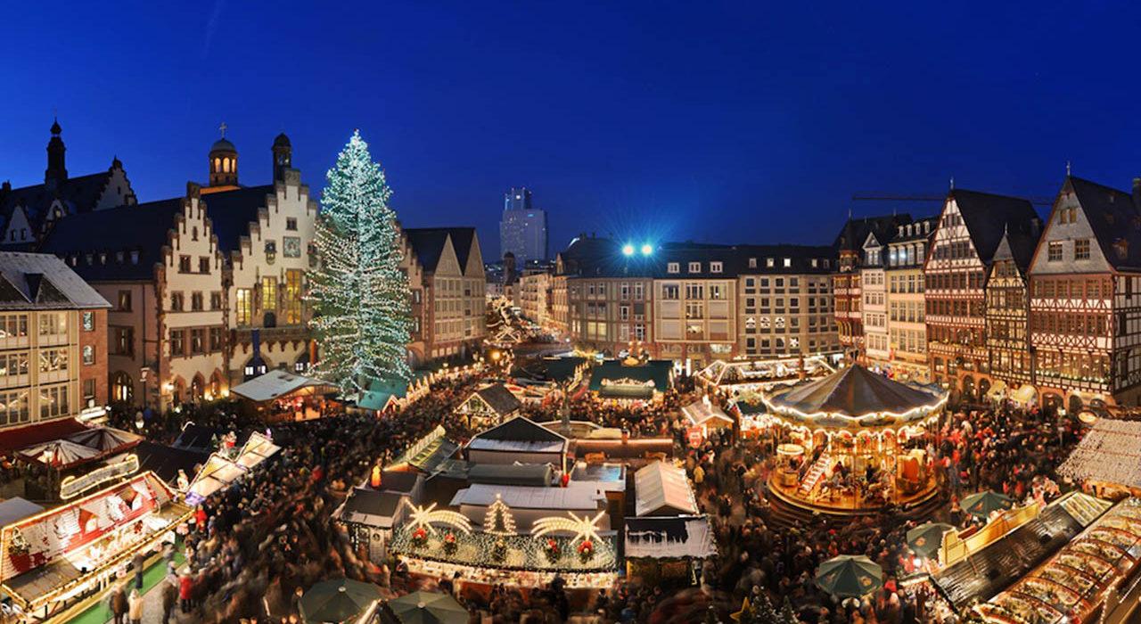 Frankfurt, Christmas Market
