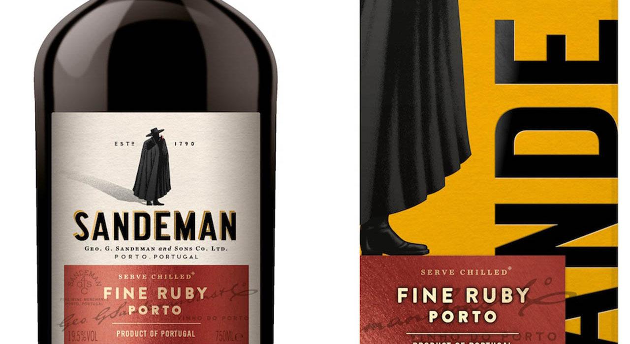 Sandeman, Fine Ruby Pack