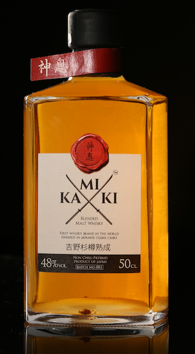 Kamiki - Whisky Giapponese