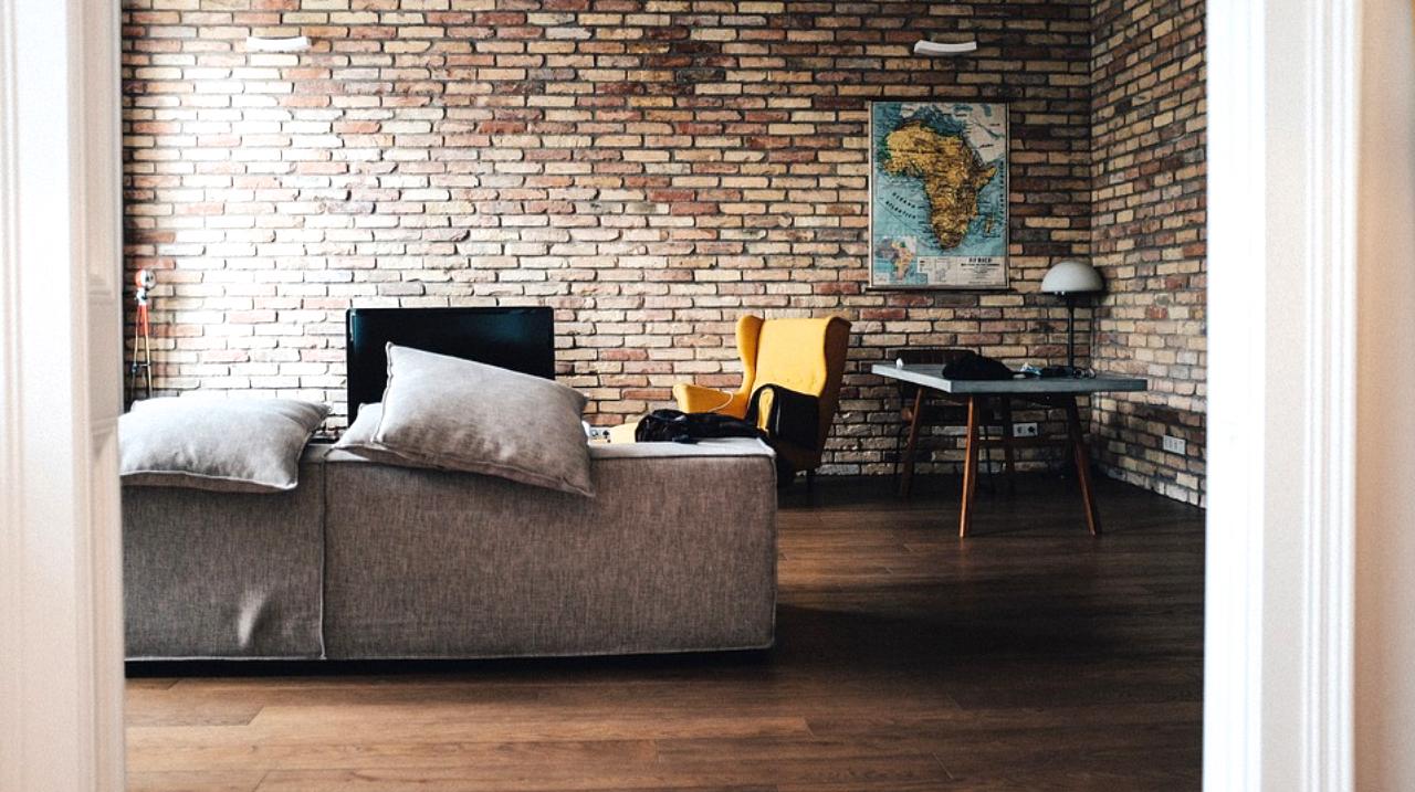 "Una casa stile ""industrial chic"" – James Magazine"