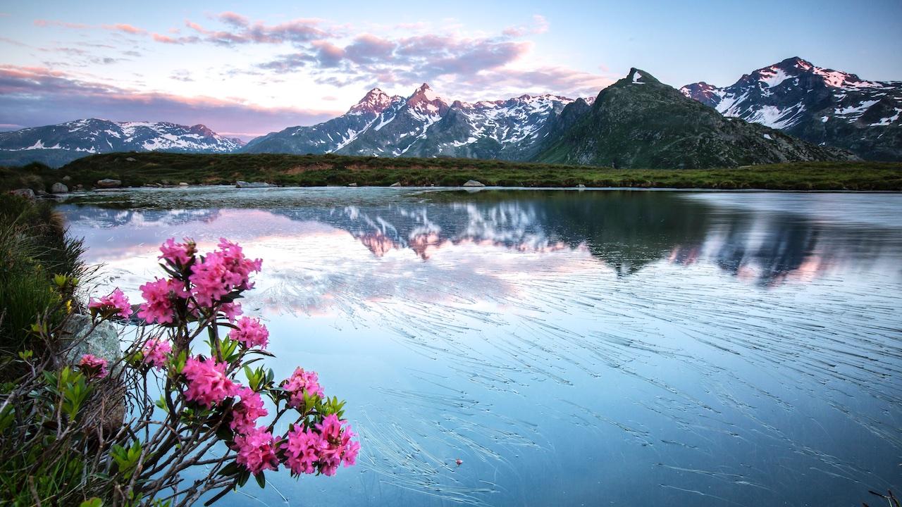 Fiumi e laghi in valtellina james magazine for Disegni di laghi