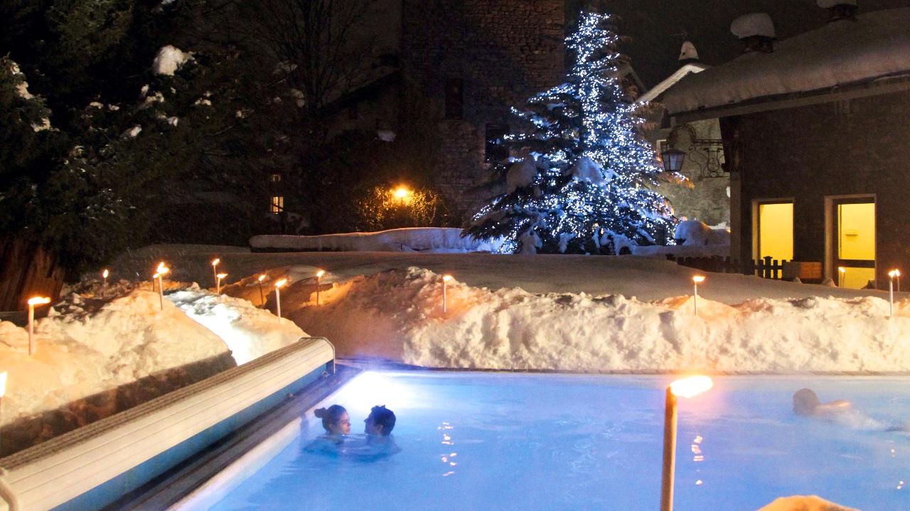 L inverno al grand hotel royal e golf di courmayeur james magazine - Hotel courmayeur con piscina ...