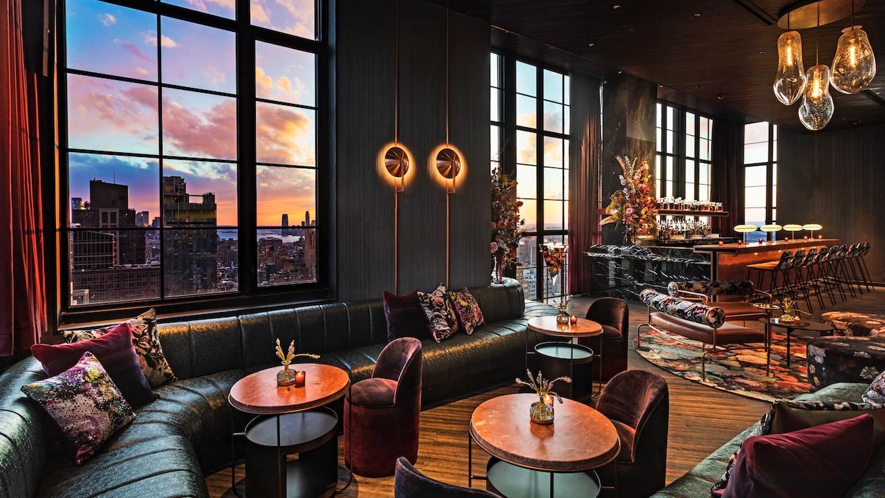 MOXY CHELSEA HOTEL: IRRIVERENZA E DESIGN A NEW YORK CITY ...