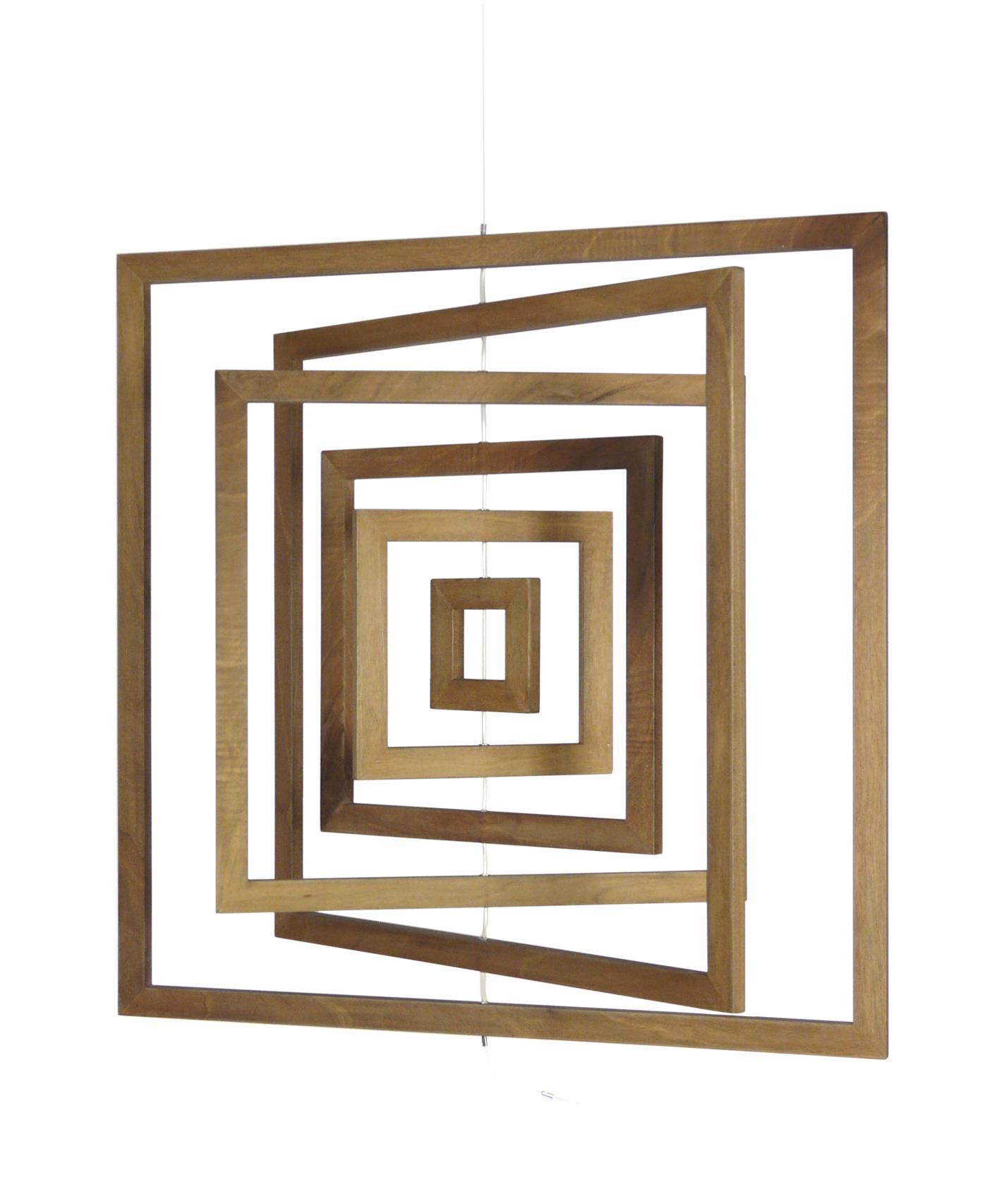 ENNIO-LUDOVICO-CHIGGIO-Quadrati-spaziali-1961-struttura-di-legno-cavo-di-poliestere-distanziatori-di-gomma-48x48x1-cm