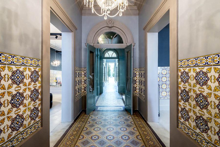 Entrata di Palácio Fenizia
