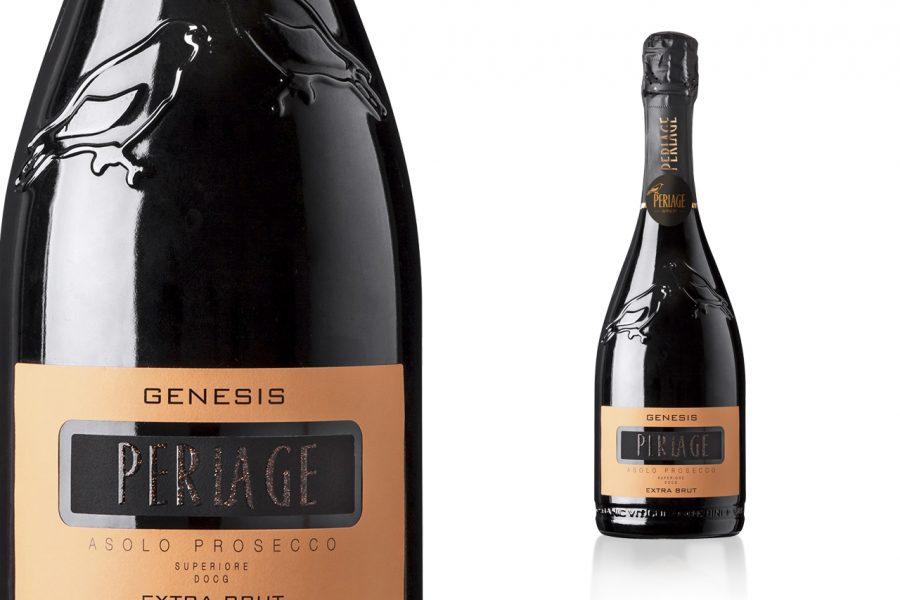Bottiglia di Perlage Genesis