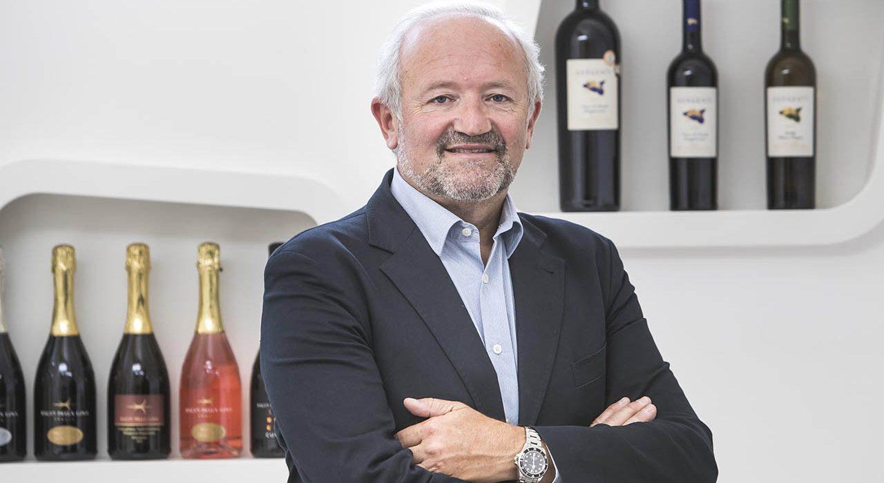 Daniele Simoni, Amministratore Delegato Schenk Italian Wineries