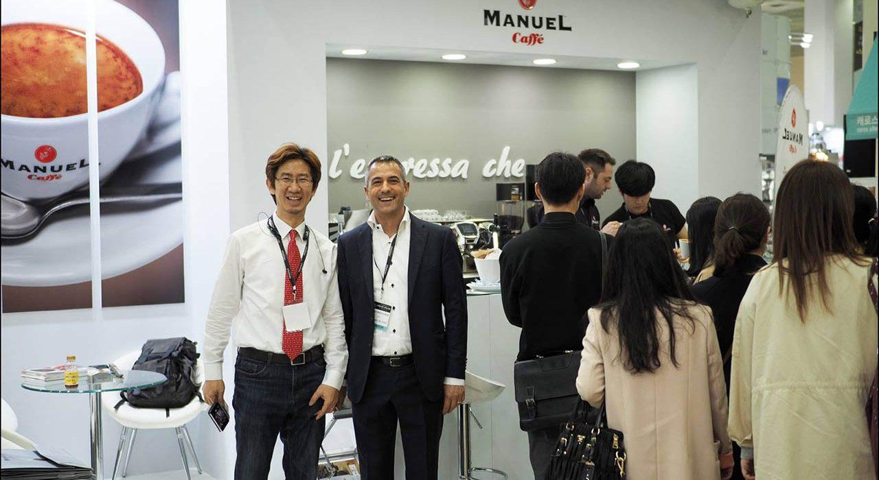 Stand Seul Manuel Caffè