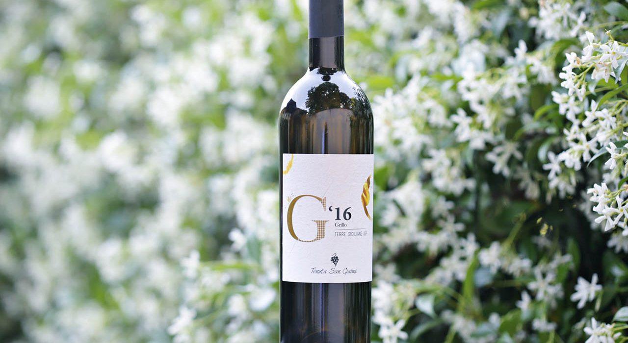 Grillo G'16, Tenuta San Giaime