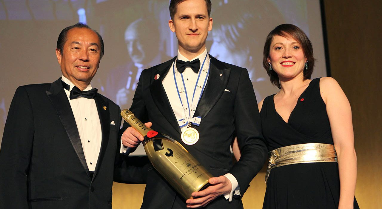 Moët & Chandon, The Best Sommelier of Europe & Africa 2017