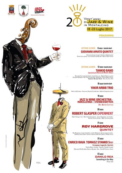 Jazz & Wine in Montalcino 2017