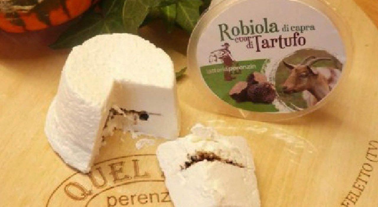 Robiola Cuor di Tartufo