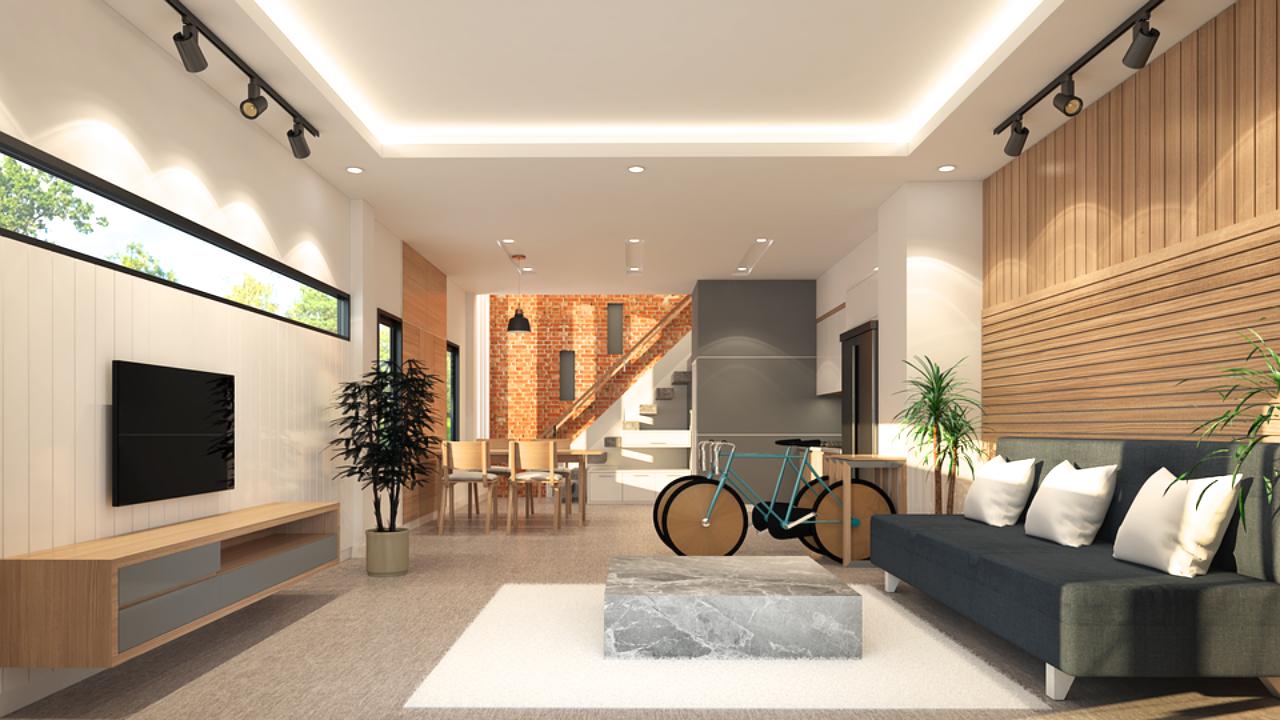 Arredamento Anni 50 Americano : Una casa stile u201cindustrial chicu201d u2013 james magazine