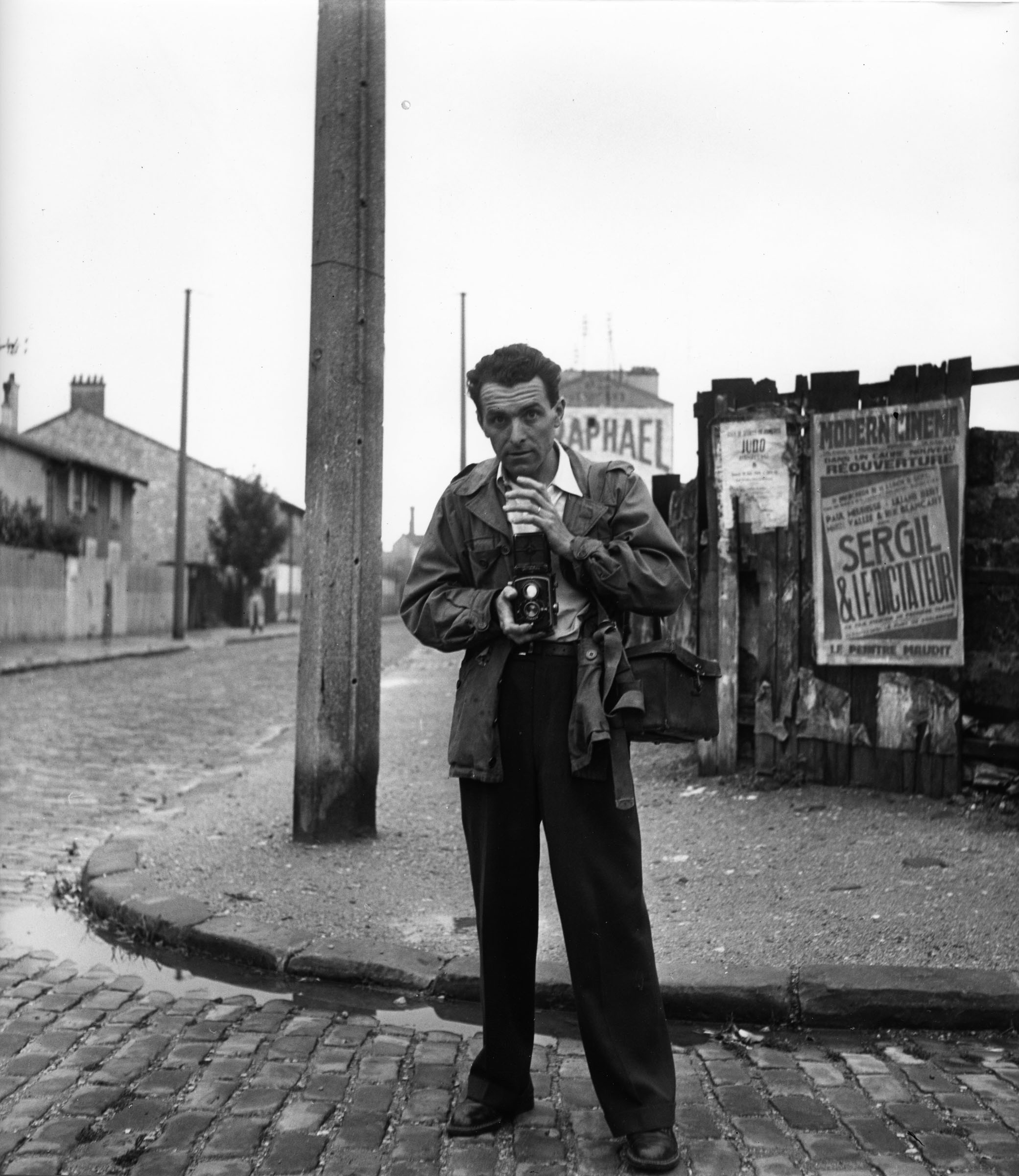 Fotografo Cava Dei Tirreni robert doisneau, pescatore d'immagini – james magazine