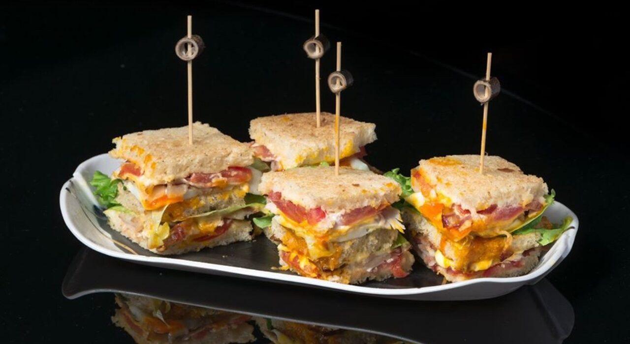 Abbinare Un Mito Chiamato Club Sandwich James Magazine